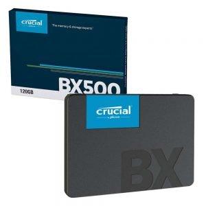 Crucial BX500 SSD | 120GB