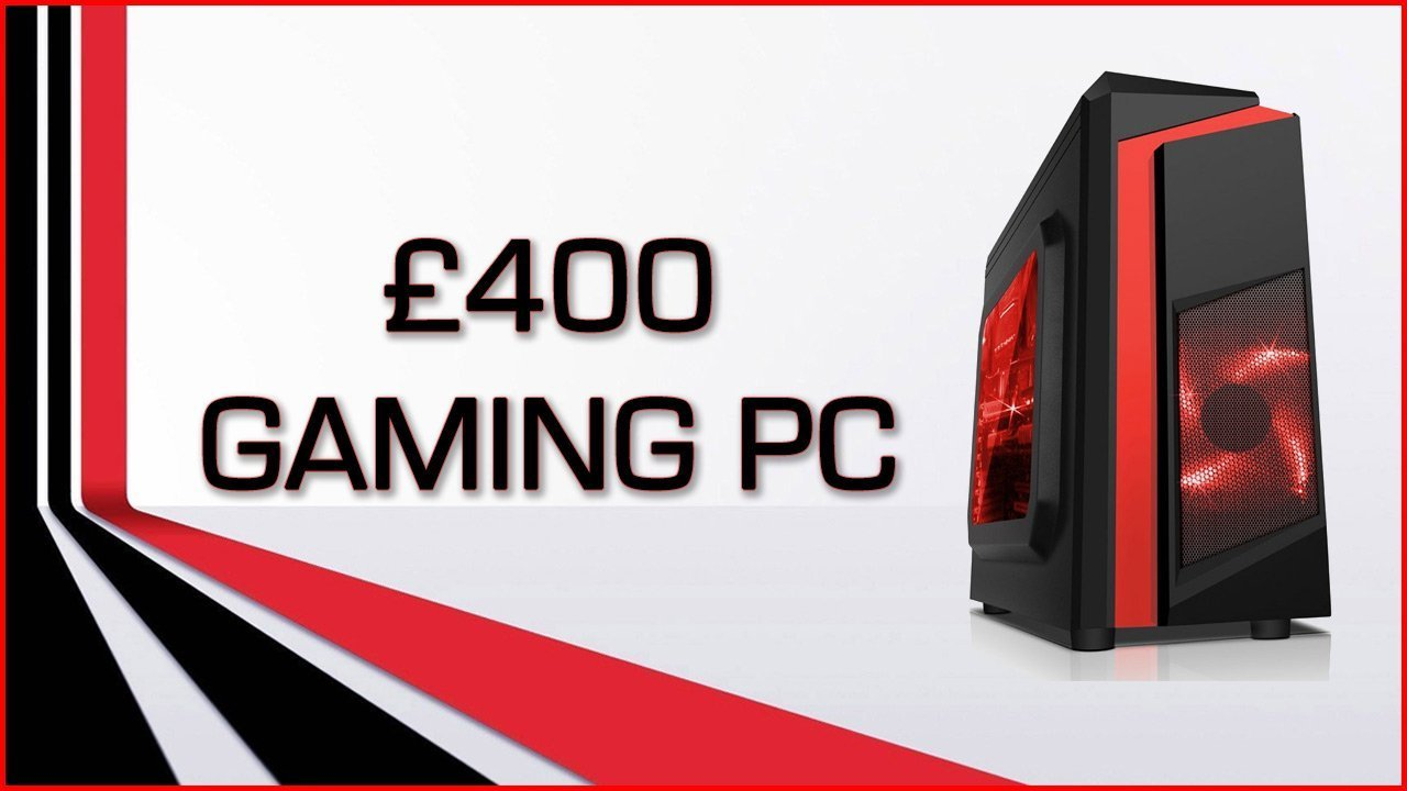 £400 Gaming PC Build | July 2019