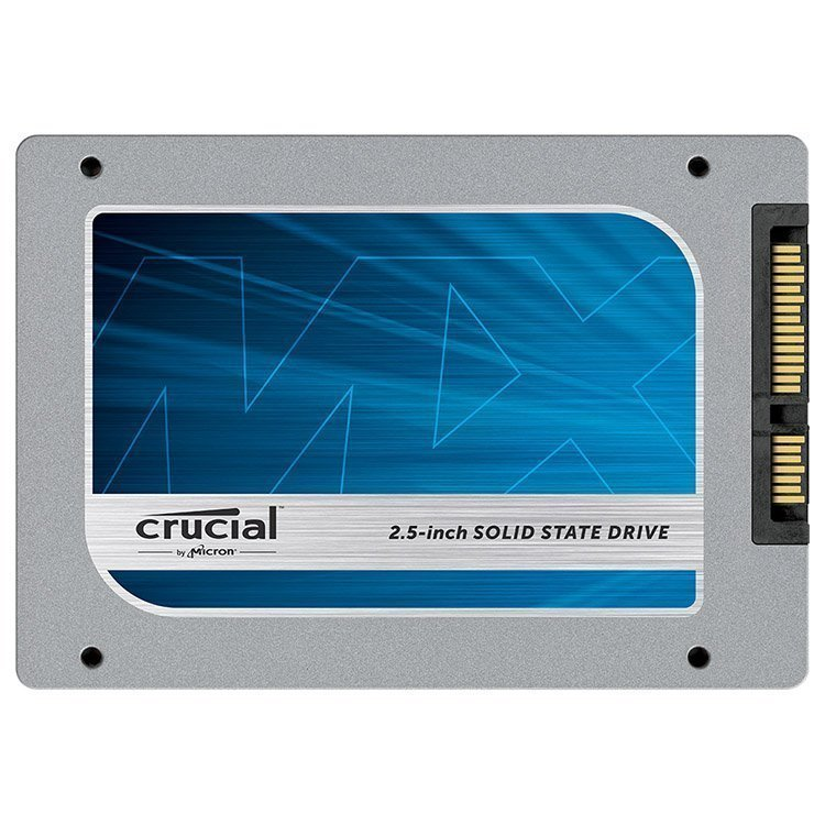 256GB Crucial MX100 SSD