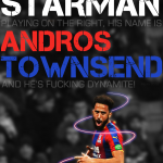 Andros Townsend Starman