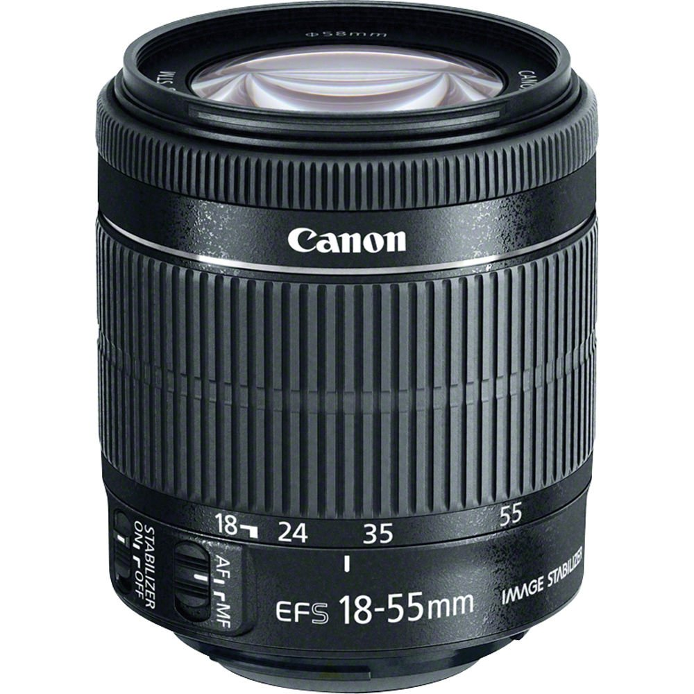 Canon EF-S 18-55 mm f/3.5-5.6 III Lens