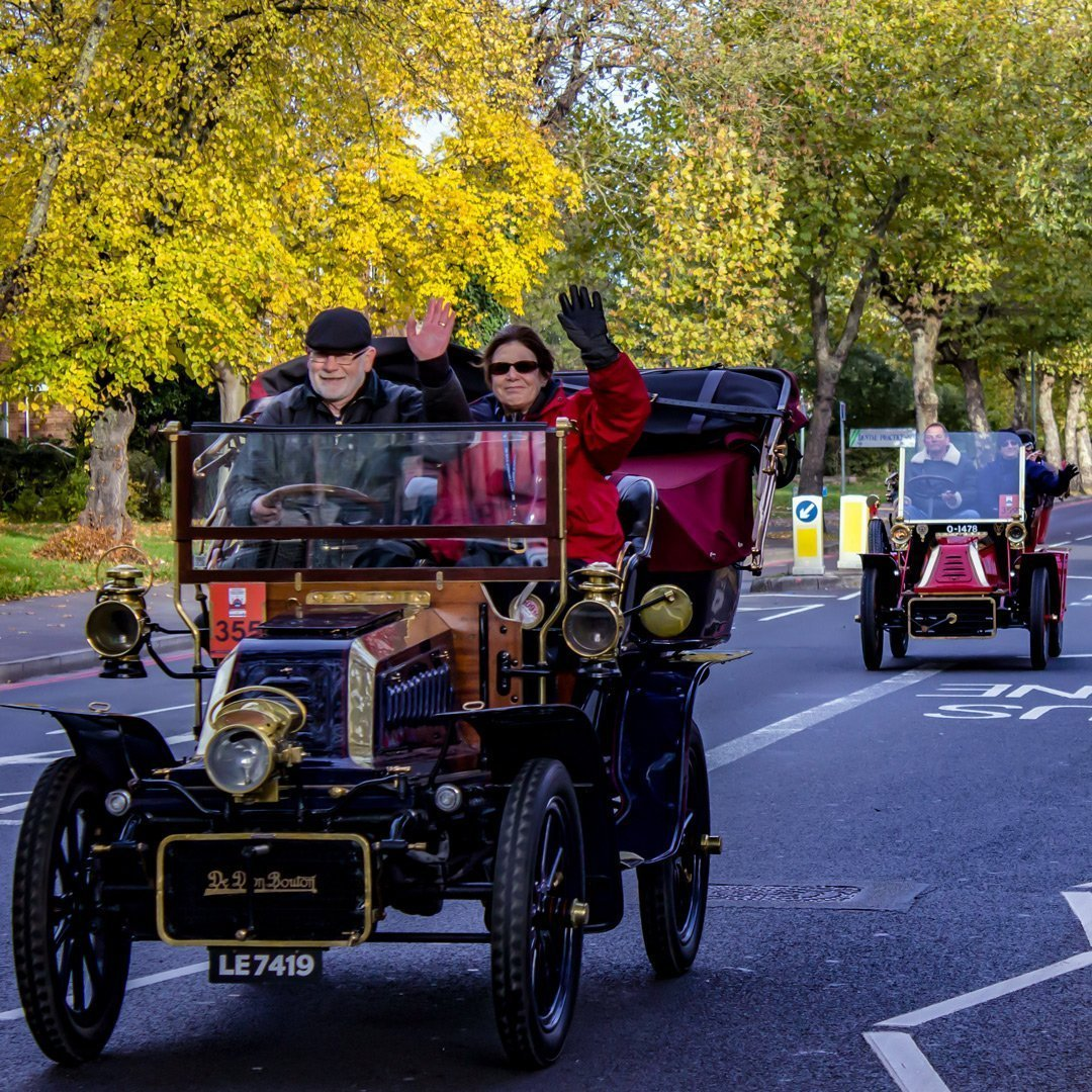 London To Brighton Veteran-Car-Run-2018