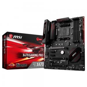 MSI X470 Gaming Pro ATX Motherboard