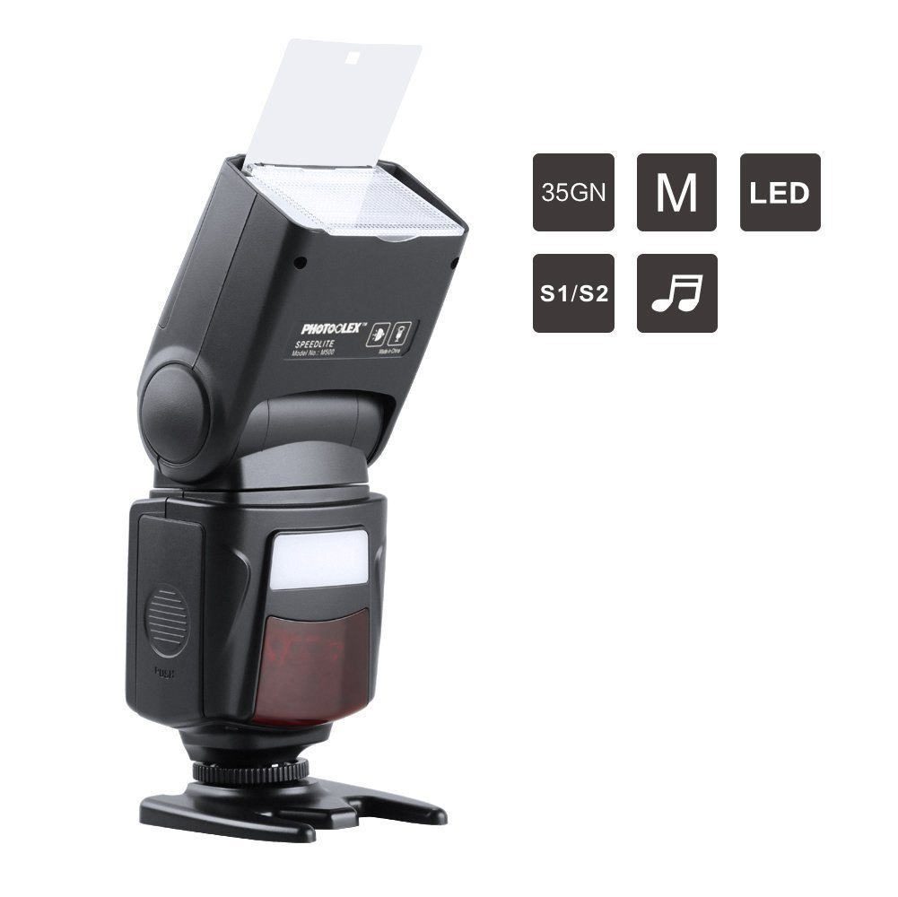 PHOTOOLEX M500 Speedlite