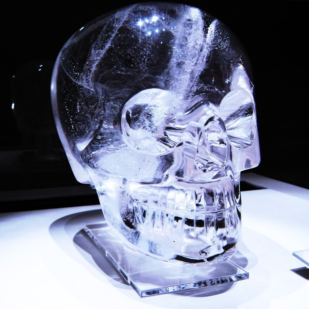 The-Crystal-Skull