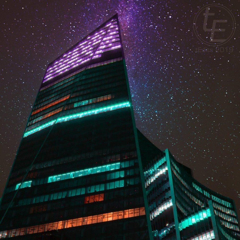 The Scalpel London Neon