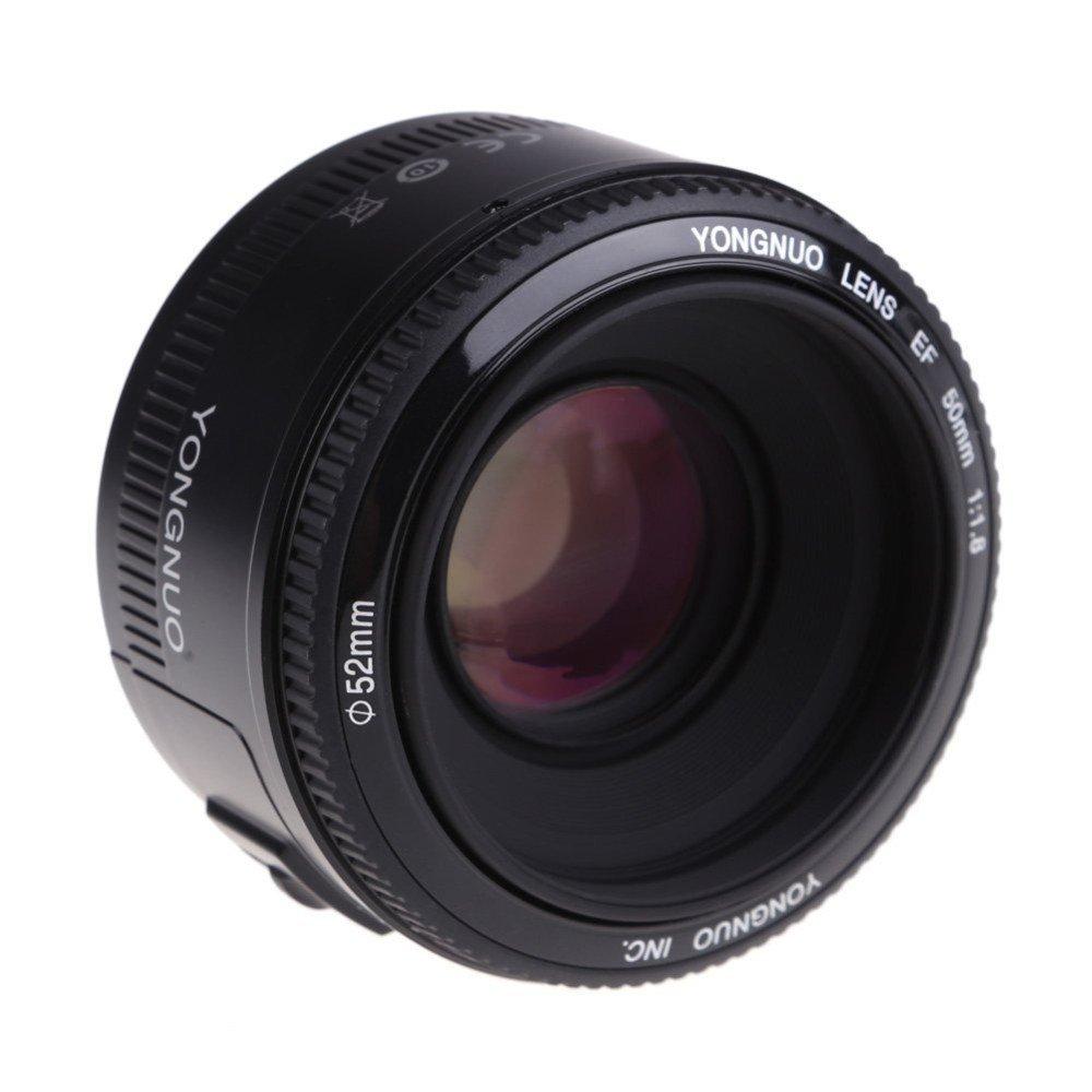 Yongnuo EF YN 50mm F1.8 Standard Prime Lens