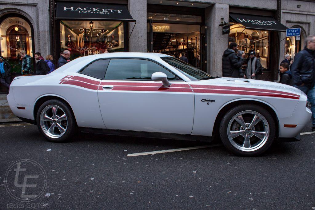 Dodge Challenger RT - Regent Street Motor Show 2019