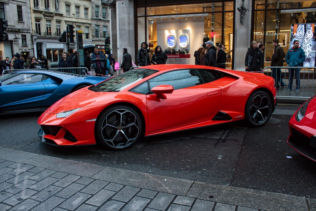 Lamborghini Huracán - Regent Street Motor Show 2019