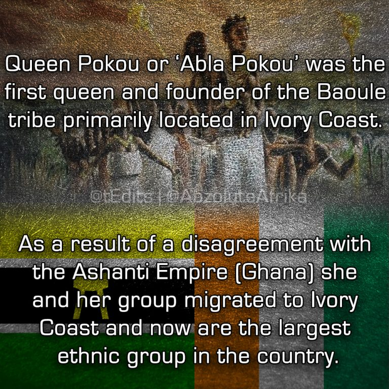 Queen Pokou, Abla Pokou