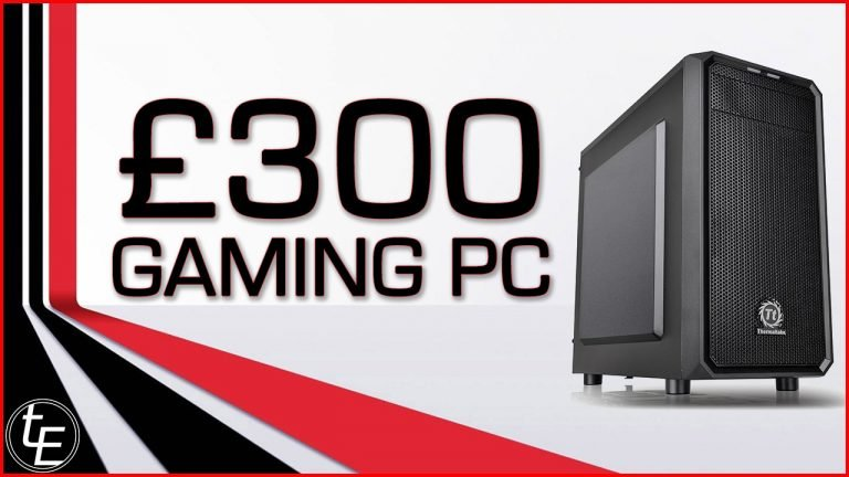 £300 Gaming PC | January 2020