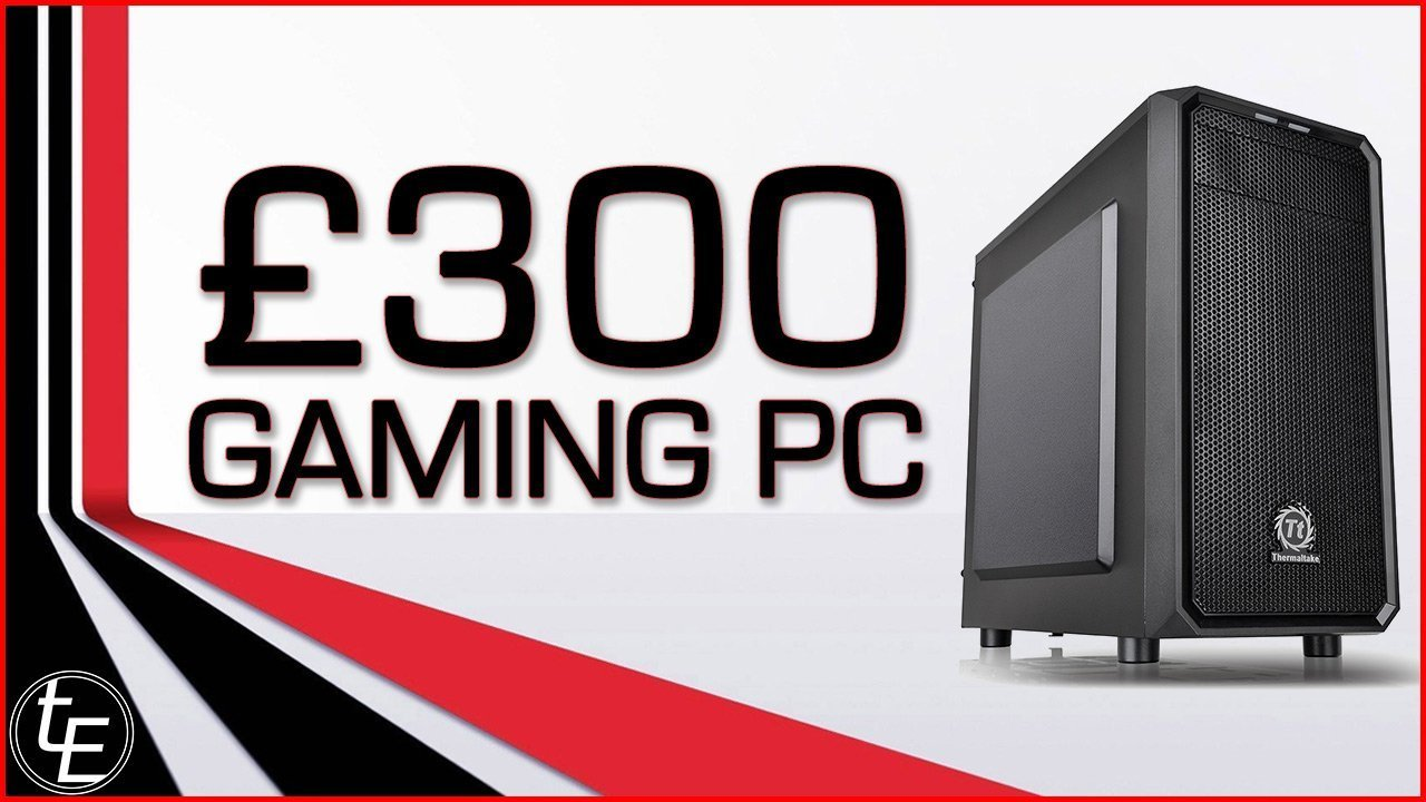 £300 Gaming PC Build | January 2020