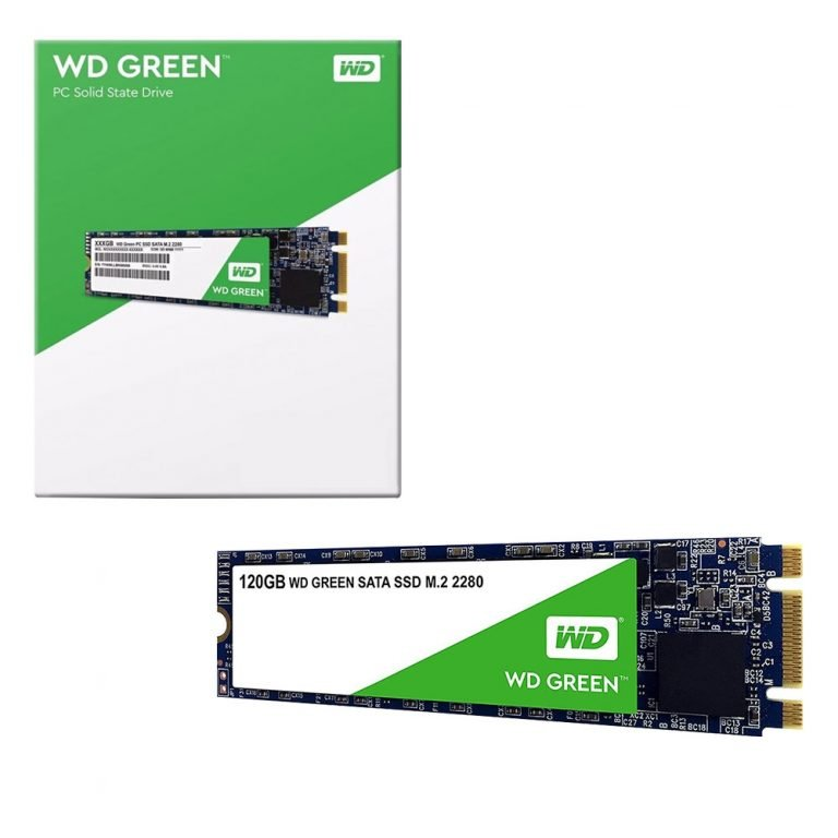 Western Digital Green 120 GB Internal SSD M.2 SATA