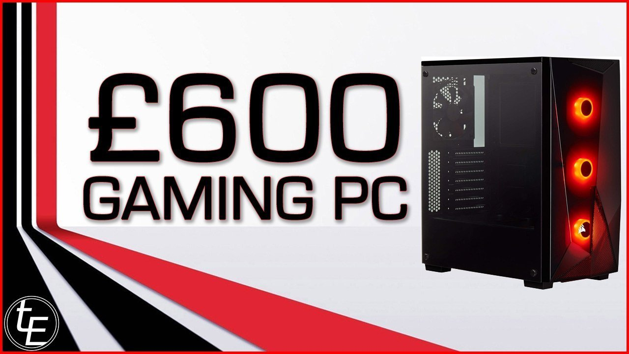 £600 Gaming PC Build | April 2020