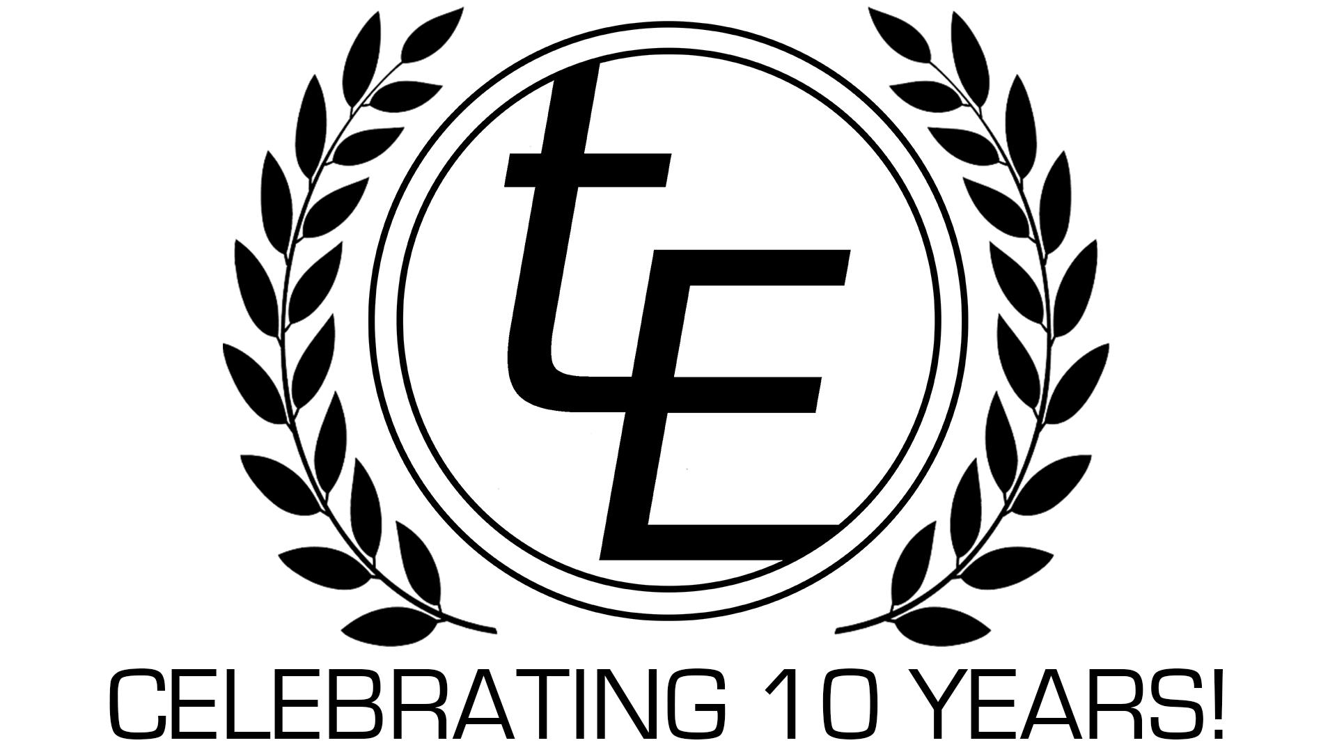 Celebrating 10 Years of tEdits!