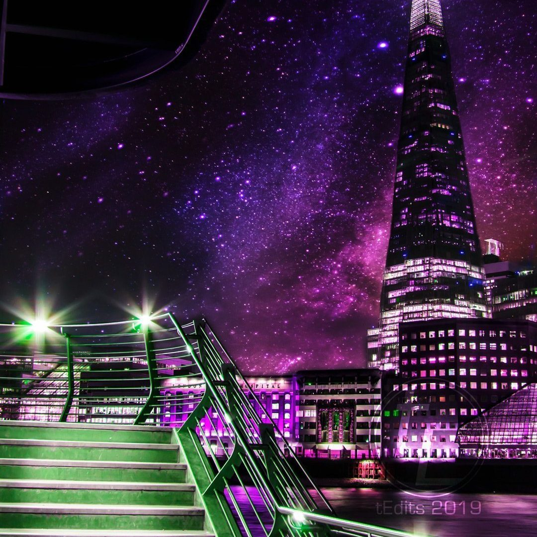 The Shard Stairs